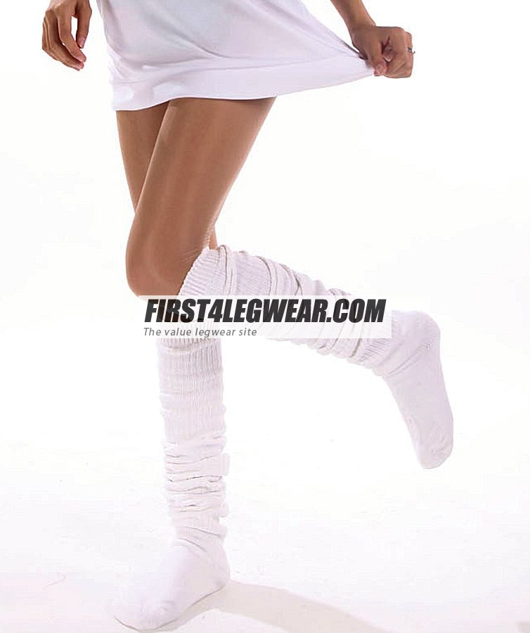 F4L 1040 Cotton 'Loose Socks' for Cosplay