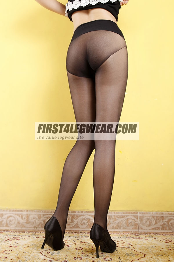 Totaly sheer pantyhose the