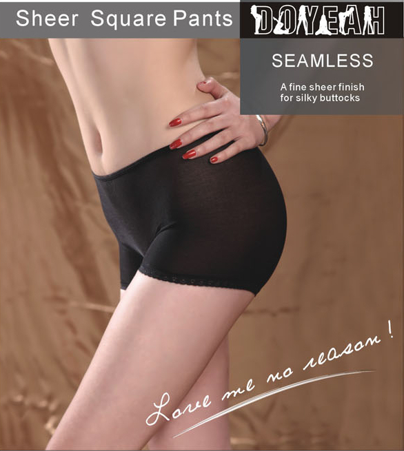 Doyeah 5238 Seamless Sheer Briefs