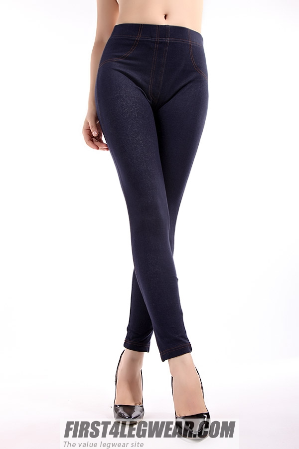 F4L 645 Denim-look 'Jeggings'