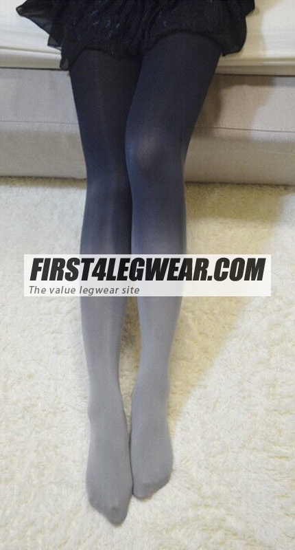 F4L 825 Gradient-colour Opaque Tights
