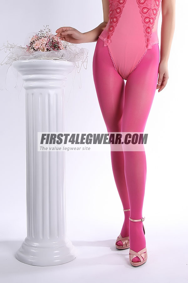 F4L 860 80D Sheer-To-Waist Coloured Tights