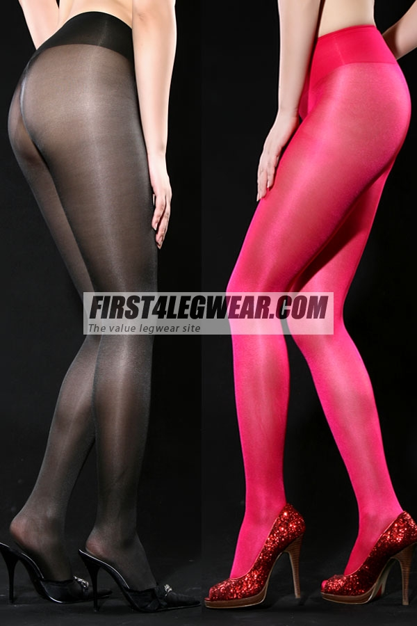 Colored shear to waste pantyhose