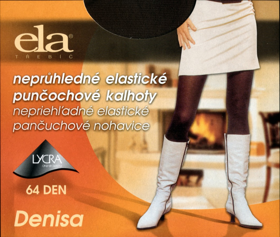 ELA Denisa 64 Den Opaque Tights
