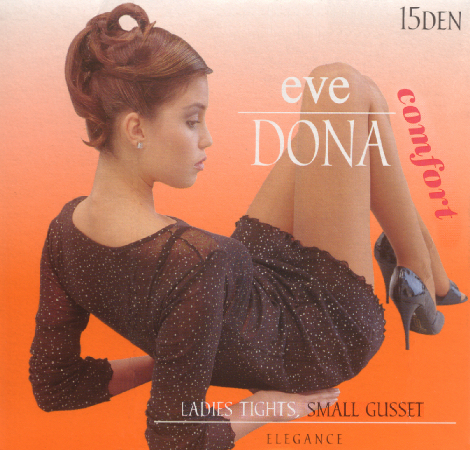 Evona Dorina Classic Sheer Tights with gusset