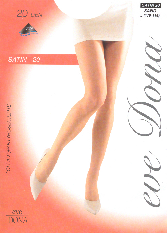 Evona Satin 20 Luxury Sheer Tights