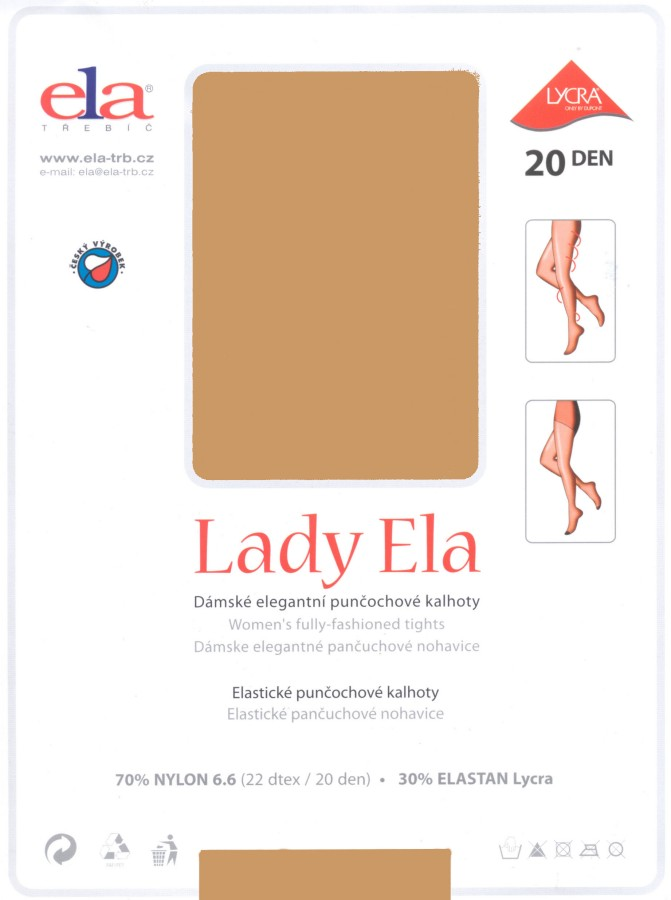 ELA Lady Ela Nova Body Sculpting Tights