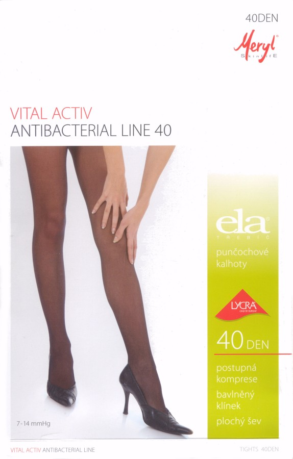 ELA Vital Activ 40 Support Tights